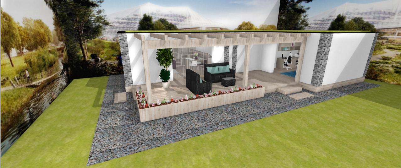 modularne eko domy