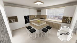 kuchyna do L