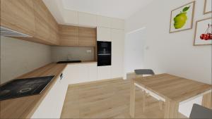 vizualizacia kuchyne