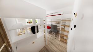 Nábytok do malej detskej izby