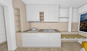 mala kuchyna dizajn