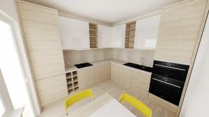 nábytok na mieru kuchyna