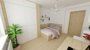 postel s uložným priestorom