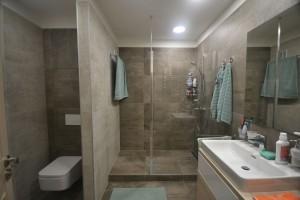 realizácia kúpeľne s obkladom Marazz Blend i (60 x 60)